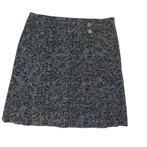 San Francisco fully lined skirt side zip size 9